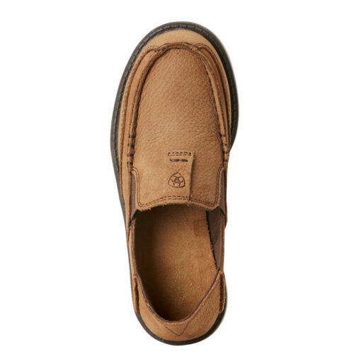 Ariat® Children/'s Cruiser Aged Bark Brown Leather Shoes 10021606