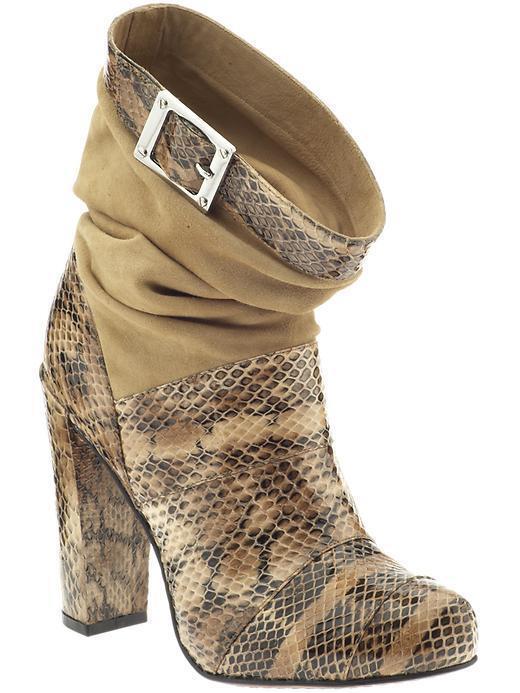 Rachel Zoe Claudia Mid Shaft High Heel Stiefel Größe 11 495.00