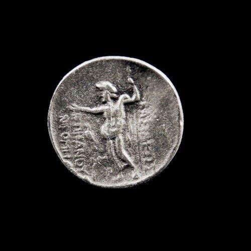 Crystalogy Ring Statement Römer Lanze Griechenland Rom Römische Spiele Silber