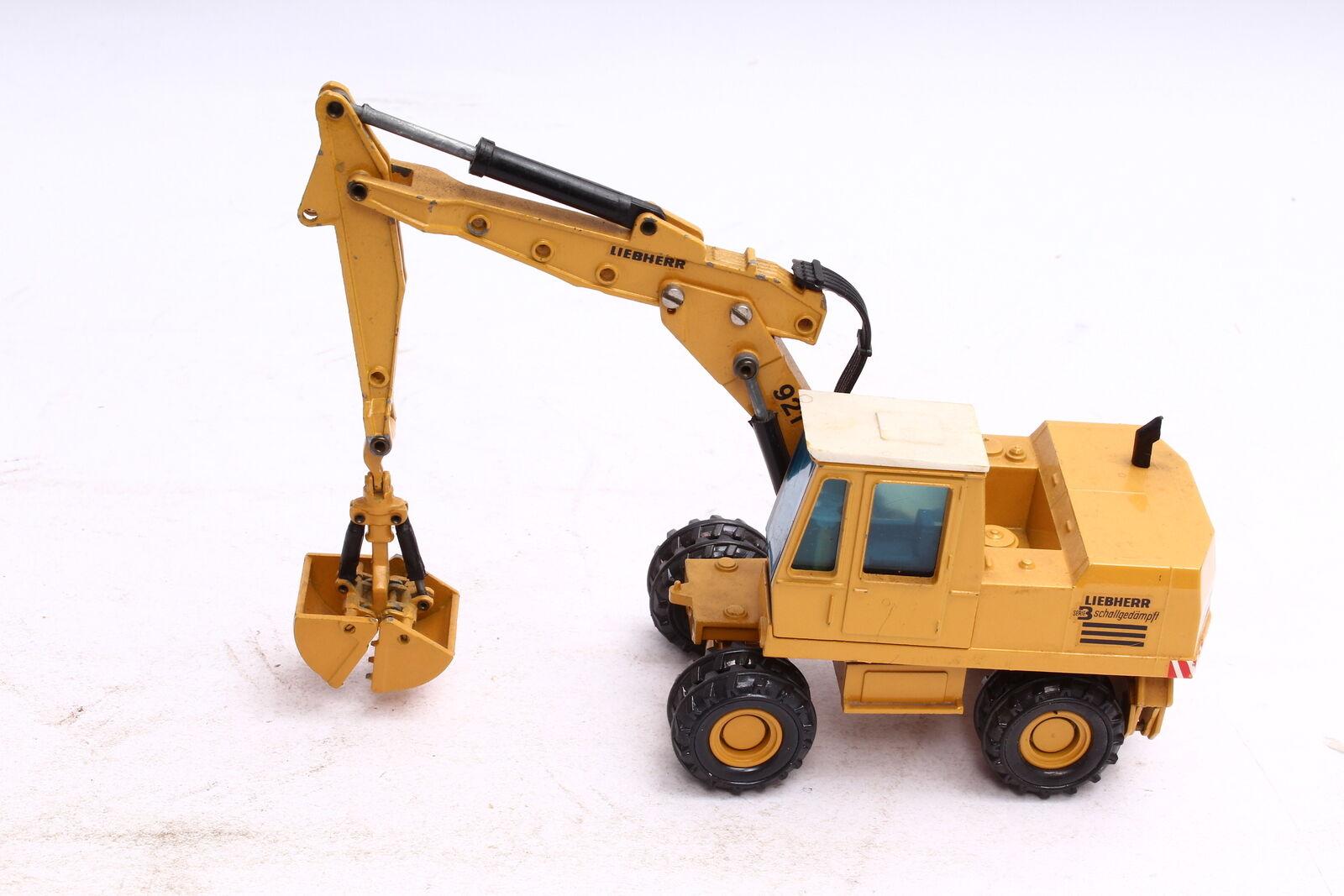 GESCHA Liebherr 921 serie 3 sonora smorzata Escavatore mobile con gancio 1 50