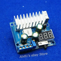 DC 100W 6A 3-35V to 3-35V Boost Step-up Module USB Power Supply LED Voltmeter