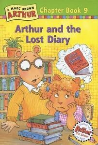 Image Is Loading Arthur And The Lost Diary A Marc Brown