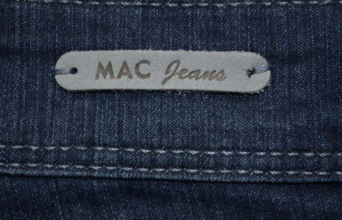 MAC MELANIE Jeans Denim Stretch blau pure straight fit BASIC Gr.38 L 34 NEU