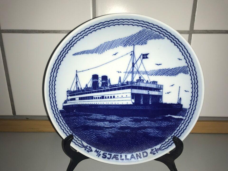 Porcelæn, Platte, Lise Porcelæn