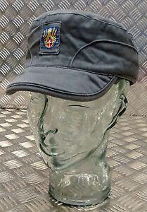 Genuino-Danish-Army-Gris-CD-Combat-Fatiga-Gorra-Beisbol-Todas-las-Tallas