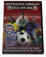 DESTINATION GERMANY - KICK OFF 2006 - DVD - NEW IN SEALED BOX