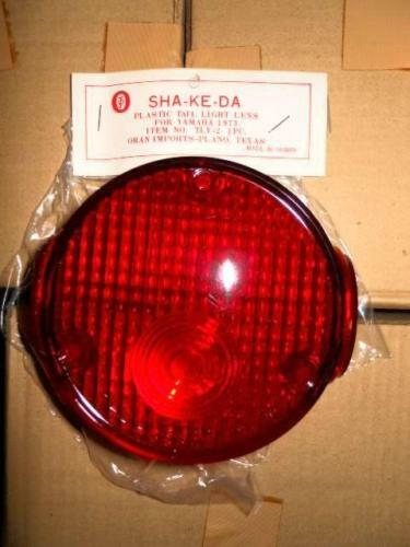 NOS Taillight Lens Yamaha DT3 LT2 R5B R5C AT1C DT2 RT3 S//A 275-84521-60