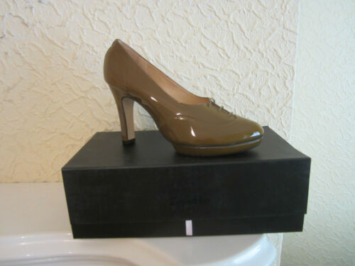 pelle Rich scarpe Repetto Nicol in verniciata qZwW61I