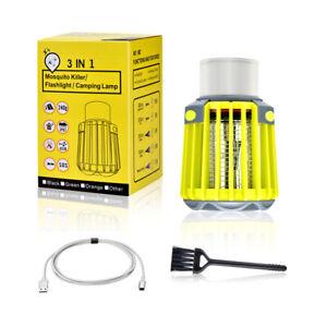Waterproof-Fly-Bug-Zapper-de-moustique-insecte-tueur-Piege-Lumineux-Lampe-Pest-Control