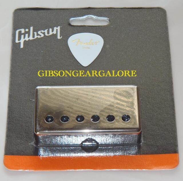 Gibson Les Paul Pickup Cover Humbucker Nickel Vintage Spec Neck Guitar Parts R9