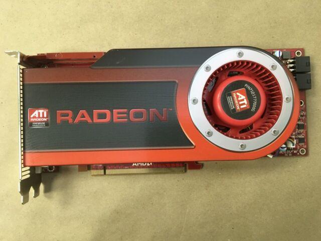 Apple ATI Radeon 4870 512MB PCI-Ex16 Video Card (Mac) MB999ZM/A ✅❤️️WARRANTY