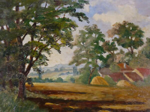 Landscape-1930-Meulan-Hardricourt-Seraincourt-Val-Oise-Park-of-Vexin-Paris