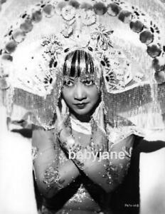 8x10 Print Anna May Wong Costumed Portrait by Carl Van Cechten 1938 #AMW