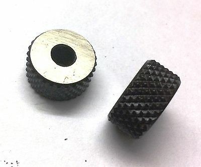 Set of 6 Pcs (3 Pairs) Diamond Coarse Knurl Texture for Knurling tool