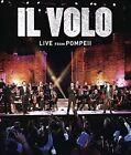 IL Volo Live From Pompeii Region 1 DVD
