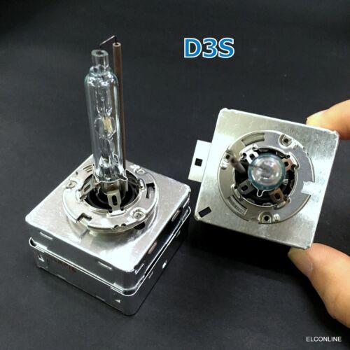 Genuine PHILIPS D3S 42403C1 HID Xenon 42V 35W Bulb x 2 Made in Germany #gtz