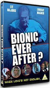 Bionic-Ever-After-DVD-1994-DVD-Region-2