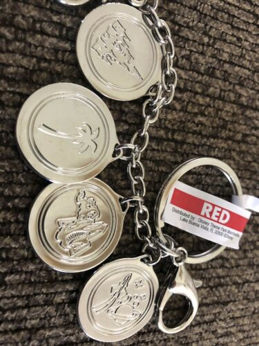 Rare Sold Out 4 Parks In One Disney Parks 2019 Keychain