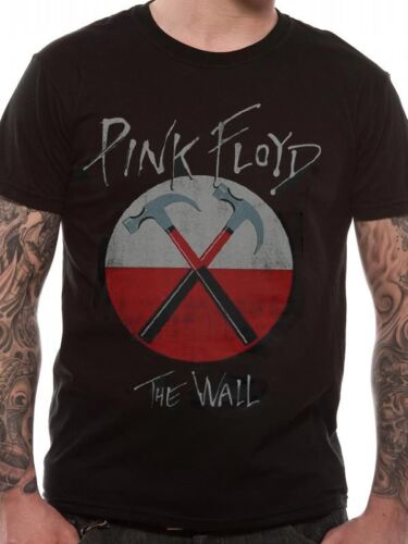 OFFICIEL PINK FLOYD T SHIRT dark side of the moon tour wish you were here mur