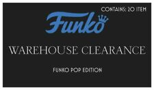 Funko - Warehouse Clearance Collection - 20 random Pop Figurines per box