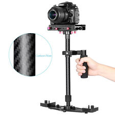 "Neewer 27"" Handheld Carbon Fiber Alloy Stabilizer with 1/4"" Quick Release Plate"