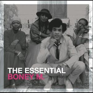 BONEY-M-The-Essential-2CD-BRAND-NEW-Best-Of
