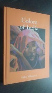 Colors Of India Didier Villanueva Dibujado En Inglés Tbe