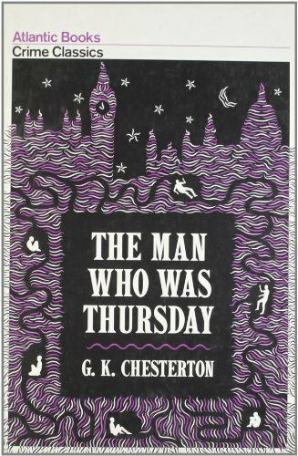 1 of 1 - The Man Who Was Thursday (Crime Classics) By G. K. Chesterton, Robert Giddings