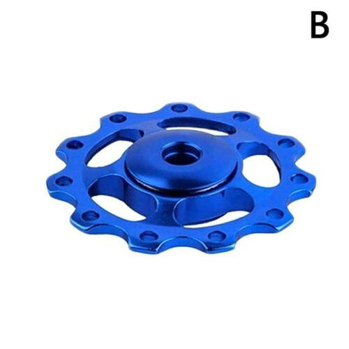11T Aluminium Alloy Jockey Wheel Bicycle Rear Derailleur Pulley Guide Beari U8K6