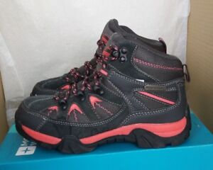 f30a045da1646 Details about Mountain Warehouse Rapid Kids Waterproof Boots - Pink - RRP  £49.99