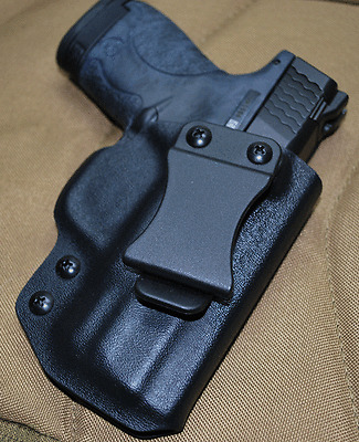 Shultz Clip IWB Concealment Holster For All glock Models By 1441 Gear