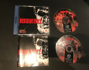 Resident-Evil-2-Dreamcast-SEGA-PAL-ESPANOL