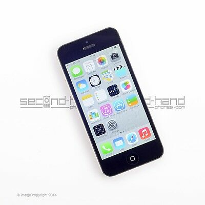 Apple iPhone 5C 32GB White Factory Unlocked / SIM FREE Smartphone / Mobile Phone
