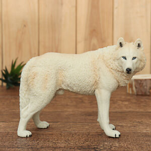 1//6 Scale Wolf Model Figurine Toy For 12 in Action Figure Toy Soldier Animal