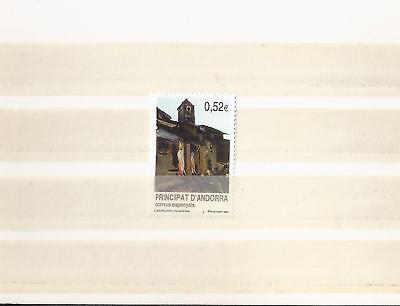 Zypern Spanisch Andorra 2004**311 Künstlerisches Erbe Einzelmarke Postfrisch Siehe Scan Zahlreich In Vielfalt