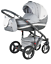 Adamex-VICCO-Carmel-amp-Grey-3in1-luxury-stroller-kinderwagen-pushchair-car-seat miniatura 11