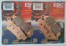 KTM Adventure 950 / 990 (2002 to 2012) EBC Sintered FRONT Brake Pads (FA209/2HH)