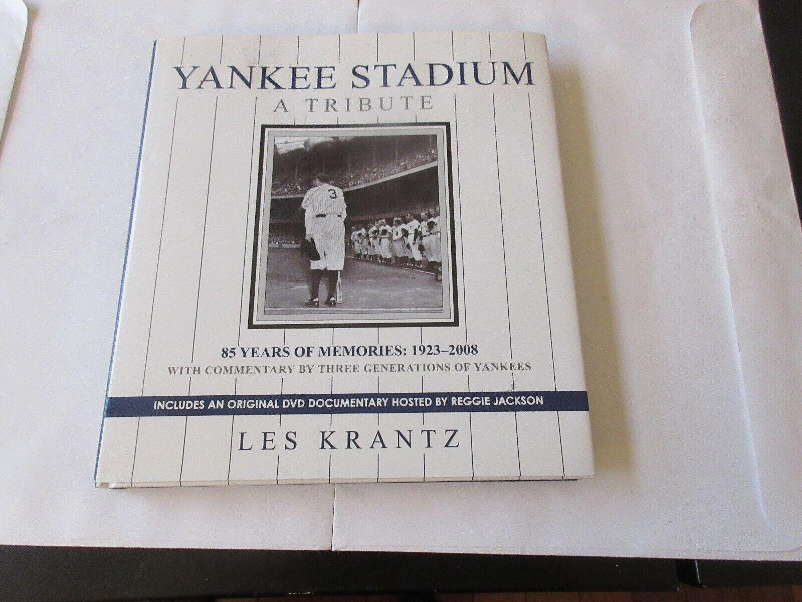 Yankee Stadium A Tribute , 1923-2008 , Les Krantz , 200