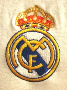 REAL-MADRID-soccer-jersey-UEFA-med-T-shirt-Football-Club-embroidery-tee-stripes