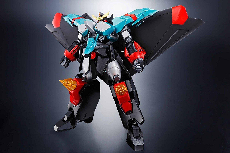 BANDAI SUPER ROBOT CHOGOKIN GAO FIGH GAR  OFFERTA GAOGAIGAR