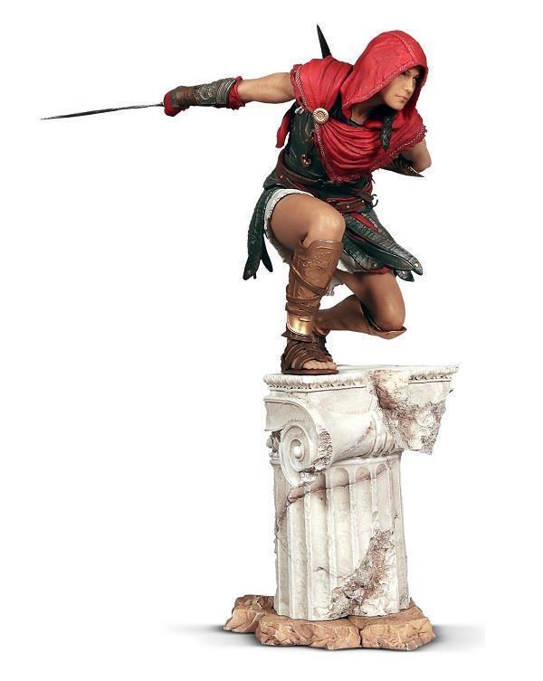 Assassins Creed Odyssey Kassandra Vinyl 12
