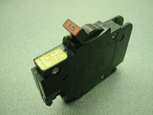 Federal Pacific FPE 15 Amp 1 Pole Stab-Lok Type NC or Thin Breakers