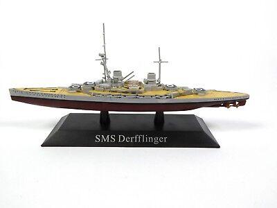SMS Seydlitz 1913-1:1250 battleship IXO military Battle cruiser WS52