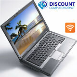 Dell Latitude Laptop 14.1 inch Core 2 Duo 4GB RAM 160GB HD DVD Wi-fi Windows 10