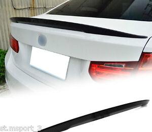 CARBON BMW F30 F80 HIGH KICK BOOT SPOILER WING M3 PERFORMANCE 3 SERIES UK SELLER