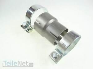 Stufenrohrverbinder Adapterstück Edelstahl Reduzierstück 76/65 HJS 90605731
