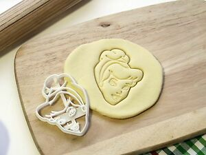 Princess Aurora Disney Frozen Cookie Cutter Cupcake Topper Fondant Gingerbread
