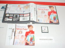 IMAGINE: TEACHER game complete w/ manual for Nintendo DS or DSi