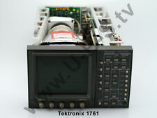 Tektronix 1761-waveform monitor