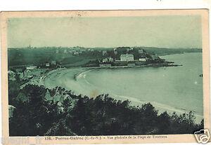 22-cpa-PERROS-GUIREC-Vue-generale-de-la-plage-de-Trestraou-H5490